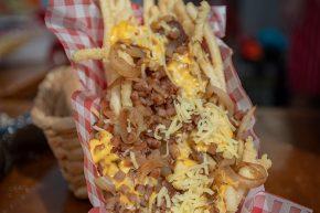 World's longest fries