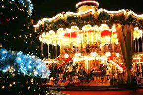 Australias only double decker carousel