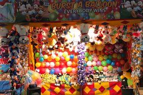 Burst a Balloon